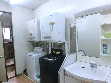 School's dormitory